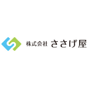 株式会社ささげ屋・ロゴ
