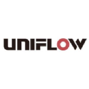 株式会社ユニフロー・ロゴ