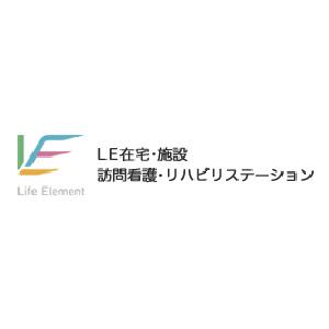 LE.O.VE株式会社・ロゴ